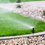 An irrigation system will keep your lawn, grass, plants, and garden hydrated, even during a drought.